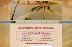 Hawaii Calendars